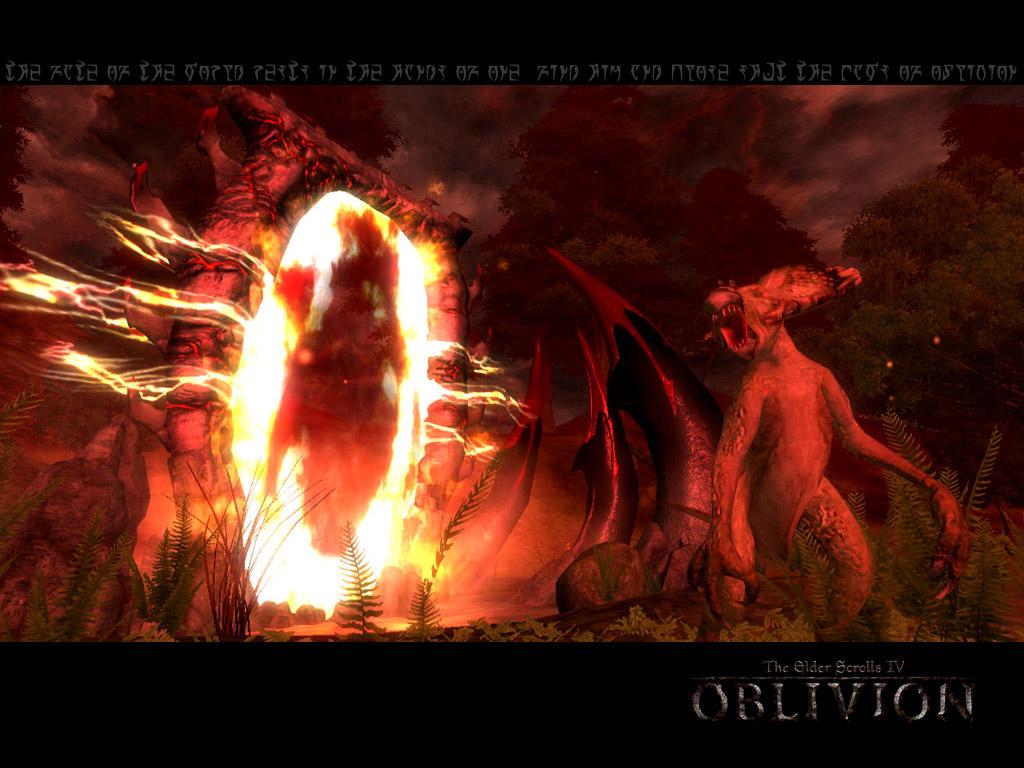 The Elder Scrolls IV Oblivion Wallpapers
